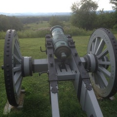 Photo taken at Saratoga National Historical Park by Reid B. on 7/21/2014
