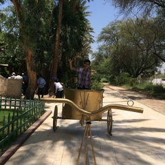 Photo taken at Pharaonic Village by Waleed A. on 8/3/2014