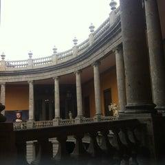Photo taken at Museo Nacional de San Carlos by Juan Carlos C. on 6/30/2013