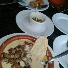 Photo taken at Tapas y Cañas by Diego J. on 7/20/2013