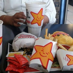 Photo taken at Carl's Jr. by Cristian M. M. on 6/28/2013