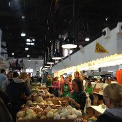 Photo taken at Lancaster Central Market by Megan P. on 4/20/2013
