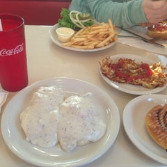 Photo taken at Merry Ann's Diner by Leah F. on 5/19/2013
