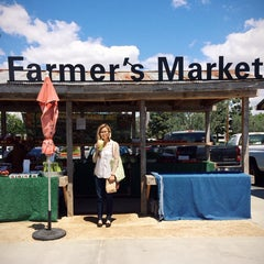 Photo taken at SoCo Farmers Market by Cherry F. on 4/26/2014