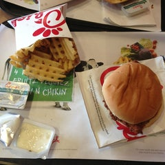 Photo taken at Chick-fil-A by April M. on 5/24/2013