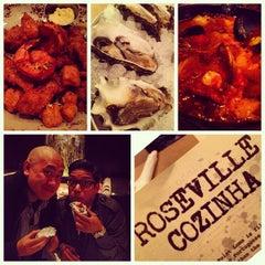 Photo taken at Roseville Cozinha by Edgar d. on 4/27/2013