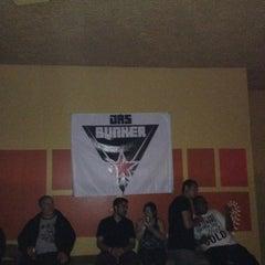 Photo taken at Das Bunker by Eric B. on 7/27/2013