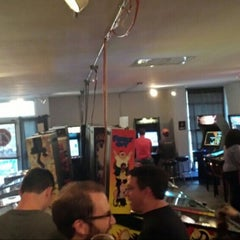 Photo taken at CP Pinball by John C. on 9/27/2014