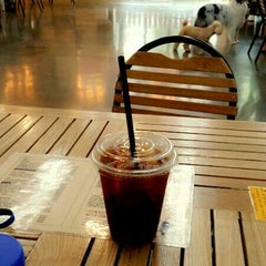 Photo taken at Caffé Pawz by William S. on 7/12/2014