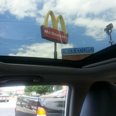 Photo taken at McDonald's by DeAdrin R. on 6/1/2013