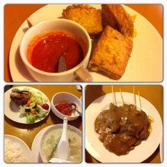 Photo taken at Merah Putih Cafe by Melissa O. on 8/10/2013
