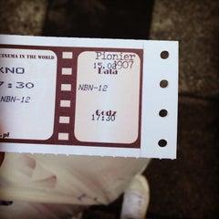 Photo taken at Kino Pionier by Ilona K. on 2/15/2014