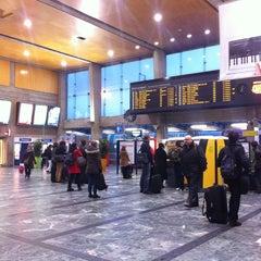 Photo taken at Gare SNCF de Nantes by Lin K. on 3/22/2013