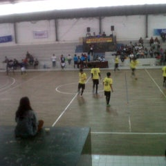 Photo taken at Gor Satria by Doby R. on 6/6/2013