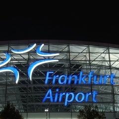 Photo taken at Frankfurt Airport (FRA) by Robert R. on 11/17/2013
