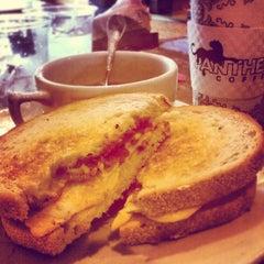Photo taken at Angelina's Coffee & Yogurt by Grant S. on 6/14/2013