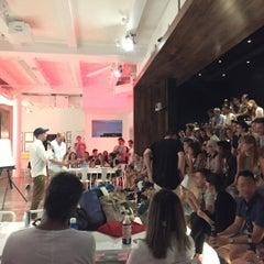Photo taken at Tumblr HQ by Eleonora Z. on 8/6/2015