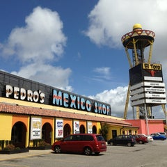 Photo taken at South of the Border by Yosan N. on 7/3/2013