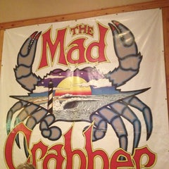 Photo taken at The Mad Crabber by Noelle N. on 7/20/2013