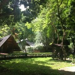 Photo taken at Krisdadoi Resort Chiang Mai by mukk k. on 5/19/2013