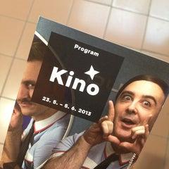 Photo taken at Kino Světozor by Eva K. on 5/29/2013