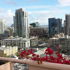 Photo taken at Ramada Gaslamp/Convention Center by Russ C. on 2/28/2015