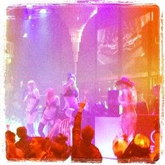 Photo taken at HAZE Nightclub by Robin H. on 11/1/2012