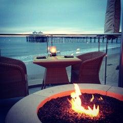 Photo taken at Malibu Beach Inn by Robin H. on 12/16/2012