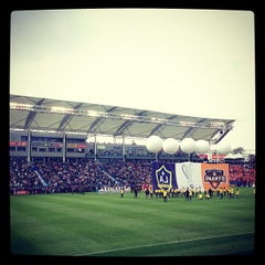 Photo taken at StubHub Center by Robin H. on 12/2/2012