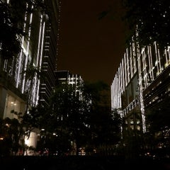 Photo taken at Mapletree Business City by Tamzeed A. on 1/28/2015