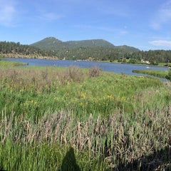 Photo taken at Evergreen Lakehouse by Khris R. on 6/20/2015