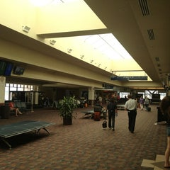 Photo taken at Colorado Springs Airport by Jeremy G. on 6/13/2013