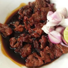 Photo taken at Sate & Gule Kambing *29* Jatingaleh Smg by Hanny T. on 7/17/2014