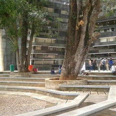 Photo taken at Perpustakaan Universitas Indonesia - Crystal of Knowledge by Fernandes G. on 10/6/2012