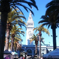 Photo taken at Ferry Building by Scott R. on 5/24/2013