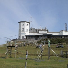 Photo taken at Great Orme Summit by Colin N. on 8/9/2013