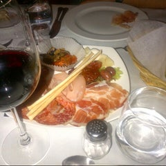 Photo taken at L'Olivo by Harold H. on 3/14/2013