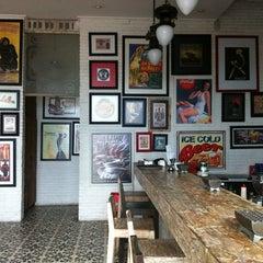 Photo taken at Dejavu Club & Lounge by heidi h. on 3/9/2013