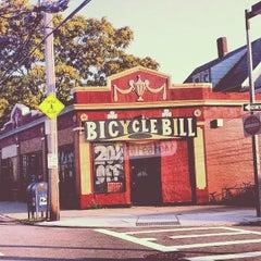 Photo taken at Bicycle Bills by Oren M. on 8/21/2013