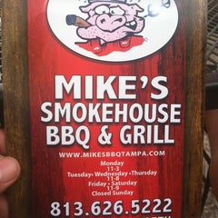 Photo taken at Mike's Southern Classic BBQ by David M. on 10/17/2013