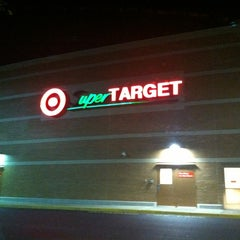 Photo taken at SuperTarget by Marvin W. on 6/14/2013