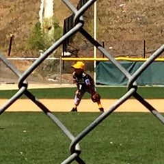 Photo taken at Sweetwater Valley Little League by Lorraine E. on 3/21/2015