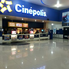 Photo taken at Cinépolis by Jony G. on 8/16/2013
