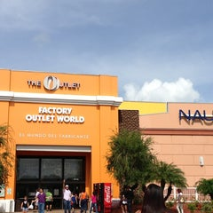 Photo taken at The Outlets at Route 66 Mall by Jonathan M. on 6/2/2013