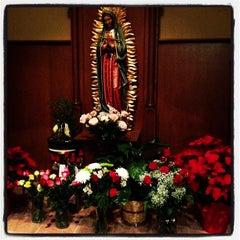 Photo taken at St Charles Borromeo Catholic Church by Dominar J. on 9/14/2013