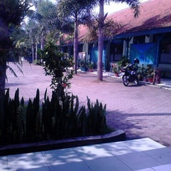 Photo taken at SMK Negeri 11 Bandung by Ardian K. on 6/30/2013