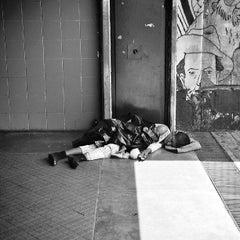 Photo taken at Metro - Ciudad Universitaria by Antonio O. on 6/28/2013