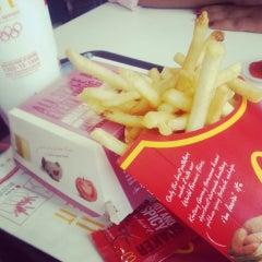 Photo taken at McDonald's by Nadya M. on 6/5/2013
