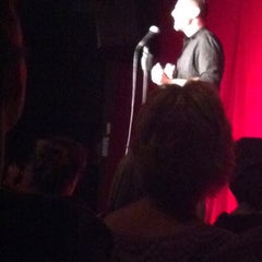 Photo taken at The Comedy Store by James F. on 10/26/2013