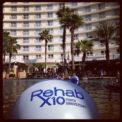 Photo taken at Rehab by Lux V. on 6/3/2013